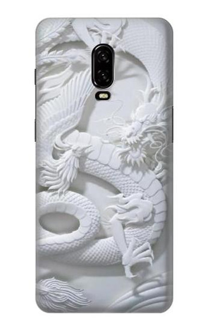 S0386 Dragon Carving Case For OnePlus 6T