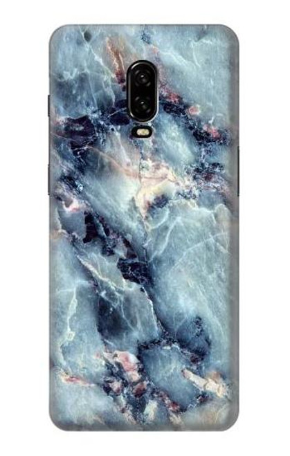 S2689 Blue Marble Texture Graphic Printed Case For OnePlus 6T
