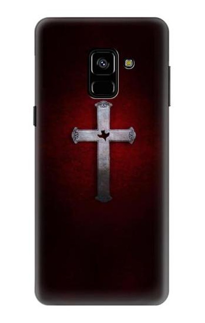 S3160 Christian Cross Case For Samsung Galaxy A8 (2018)