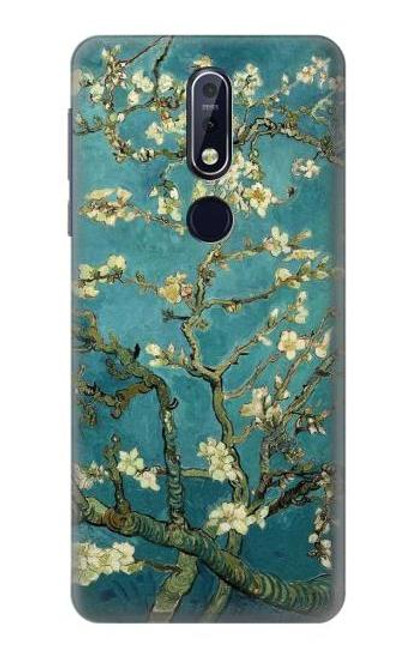 S0842 Blossoming Almond Tree Van Gogh Case For Nokia 7.1
