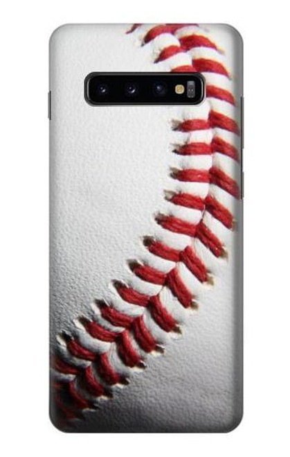 S1842 New Baseball Case For Samsung Galaxy S10 Plus