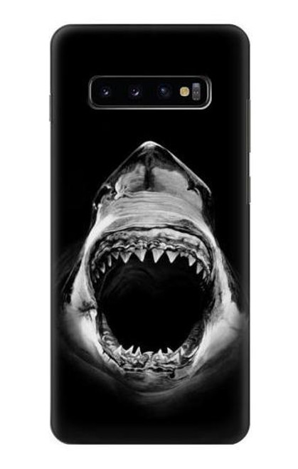 S3100 Great White Shark Case For Samsung Galaxy S10 Plus