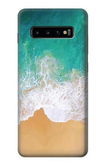 S3150 Sea Beach Case For Samsung Galaxy S10 Plus