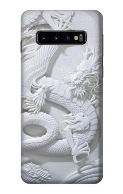 S0386 Dragon Carving Case For Samsung Galaxy S10