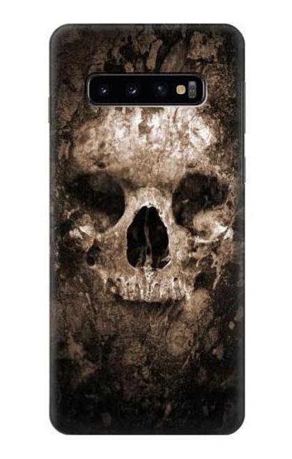 S0552 Skull Case For Samsung Galaxy S10