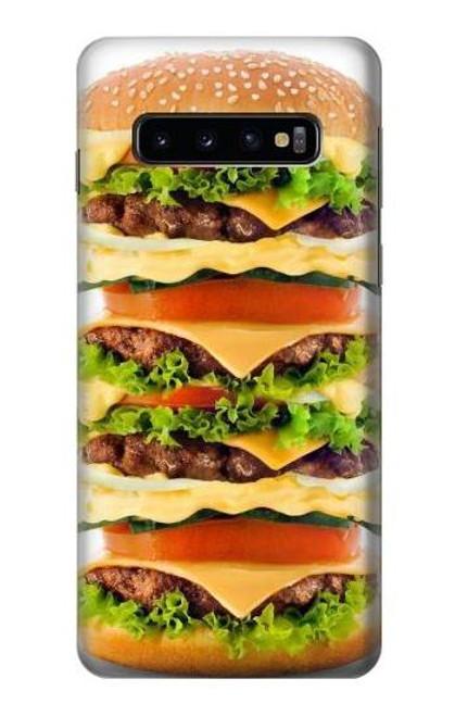 S0790 Hamburger Case For Samsung Galaxy S10