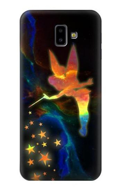 S2583 Tinkerbell Magic Sparkle Case For Samsung Galaxy J6+ (2018), J6 Plus (2018)