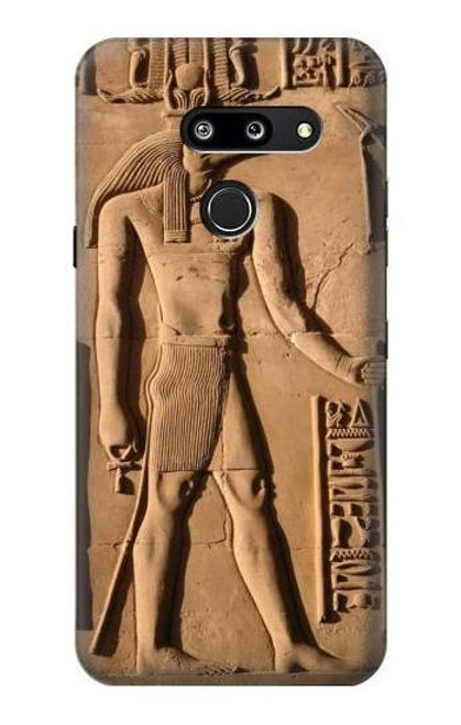 S0391 Egyptian Sobek Case For LG G8 ThinQ