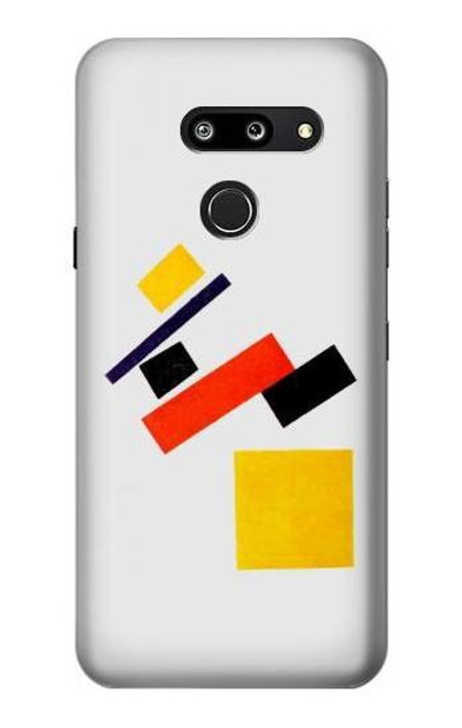 S1958 Malevich Suprematism Case For LG G8 ThinQ