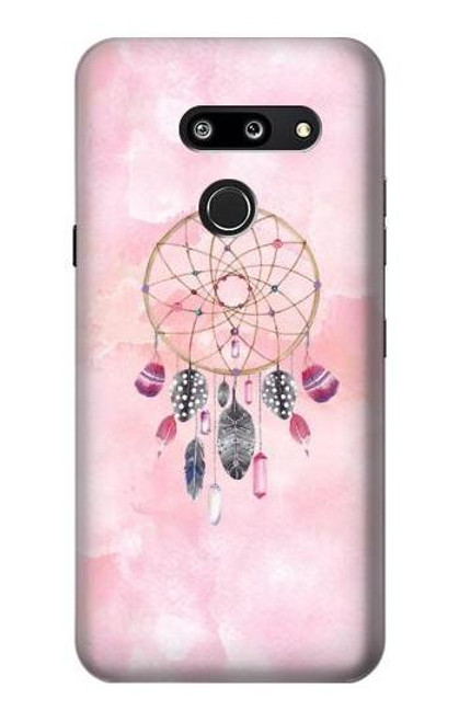 S3094 Dreamcatcher Watercolor Painting Case For LG G8 ThinQ