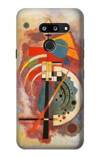 S3337 Wassily Kandinsky Hommage a Grohmann Case For LG G8 ThinQ
