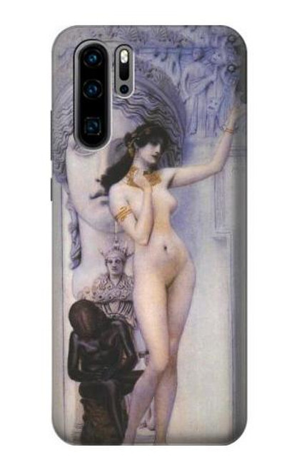 S3353 Gustav Klimt Allegory of Sculpture Case For Huawei P30 Pro
