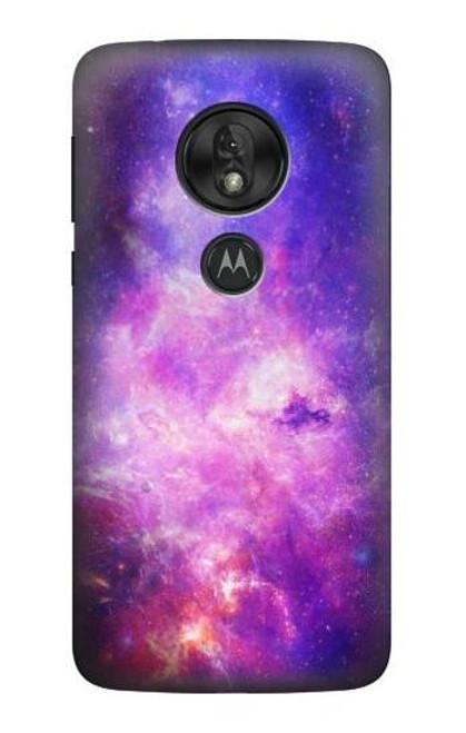 S2207 Milky Way Galaxy Case For Motorola Moto G7 Power