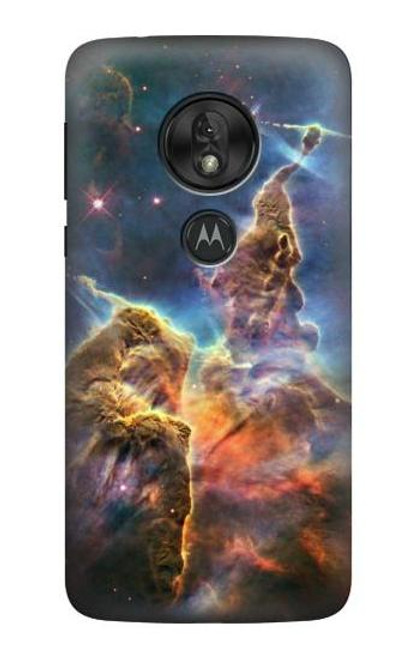 S2822 Mystic Mountain Carina Nebula Case For Motorola Moto G7 Power