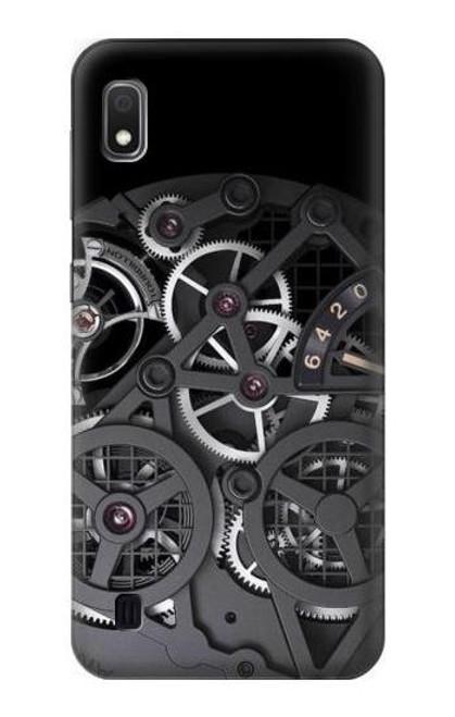 S3176 Inside Watch Black Case For Samsung Galaxy A10