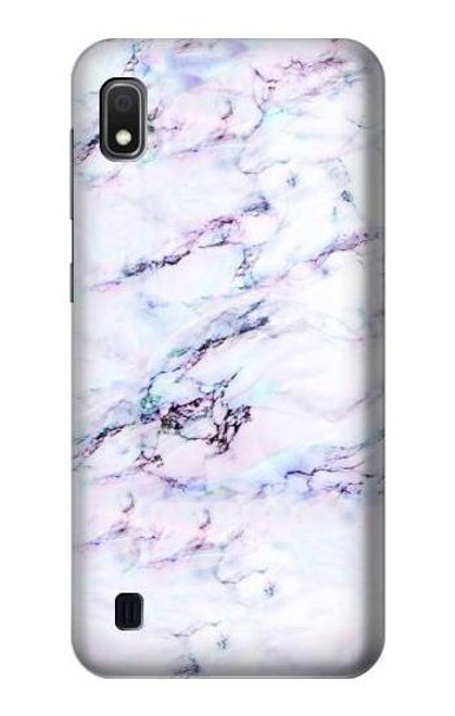 S3215 Seamless Pink Marble Case For Samsung Galaxy A10