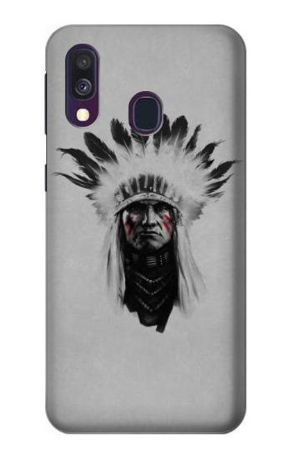 S0451 Indian Chief Case For Samsung Galaxy A40