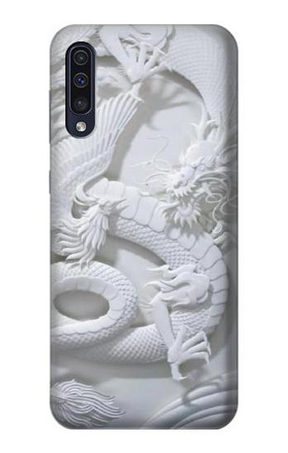 S0386 Dragon Carving Case For Samsung Galaxy A50