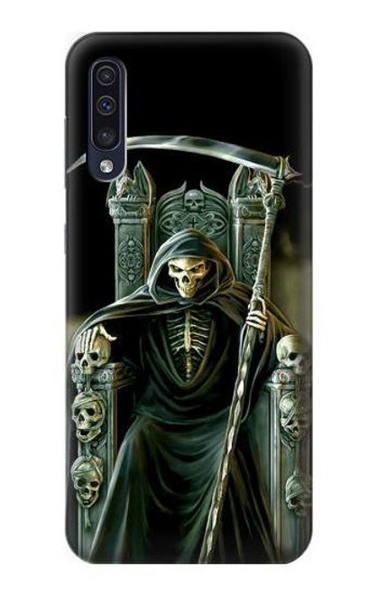 S1024 Grim Reaper Skeleton King Case For Samsung Galaxy A50