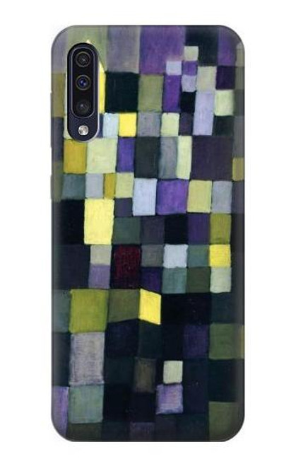 S3340 Paul Klee Architecture Case For Samsung Galaxy A50