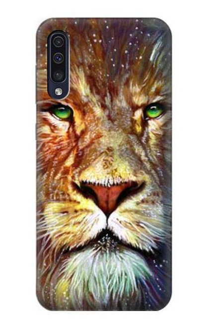 S1354 Lion Case For Samsung Galaxy A70