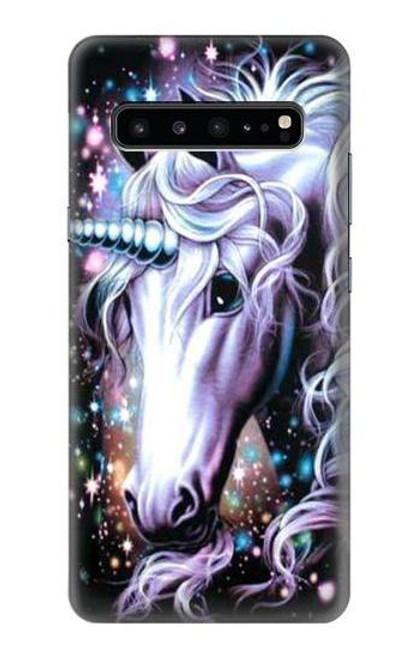 S0749 Unicorn Horse Case For Samsung Galaxy S10 5G