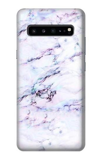 S3215 Seamless Pink Marble Case For Samsung Galaxy S10 5G