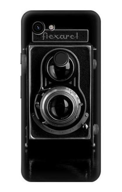 S1979 Vintage Camera Case For Google Pixel 3a