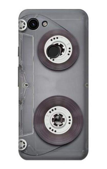 S3159 Cassette Tape Case For Google Pixel 3a