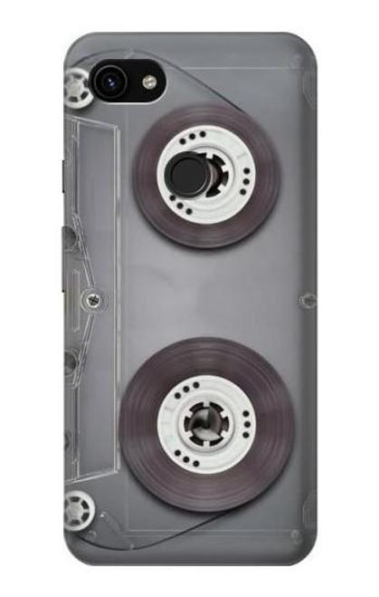 S3159 Cassette Tape Case For Google Pixel 3a XL