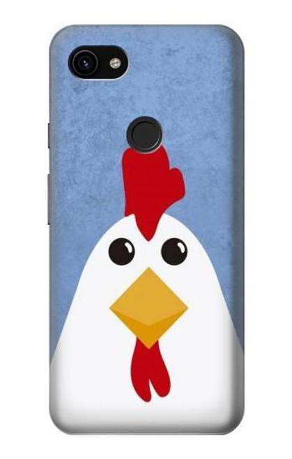 S3254 Chicken Cartoon Case For Google Pixel 3a XL