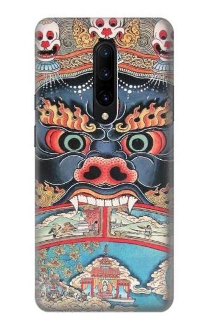 S0572 Tibet Art Case For OnePlus 7 Pro