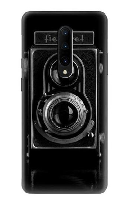 S1979 Vintage Camera Case For OnePlus 7 Pro