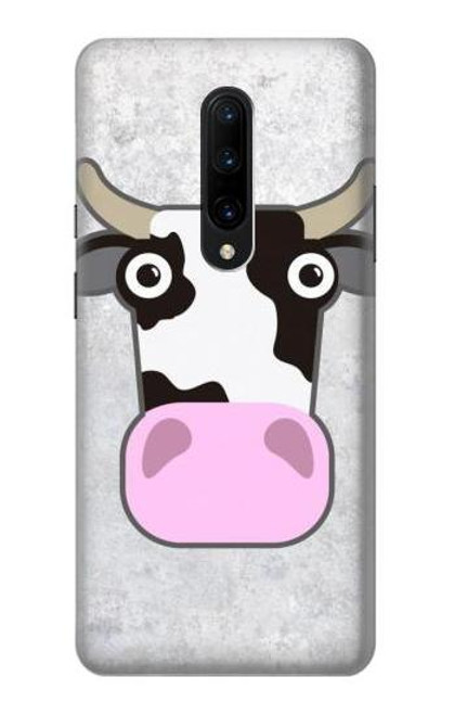 S3257 Cow Cartoon Case For OnePlus 7 Pro