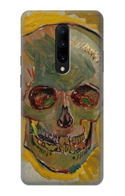 S3359 Vincent Van Gogh Skull Case For OnePlus 7 Pro