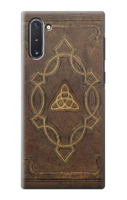 S3219 Spell Book Cover Case For Samsung Galaxy Note 10