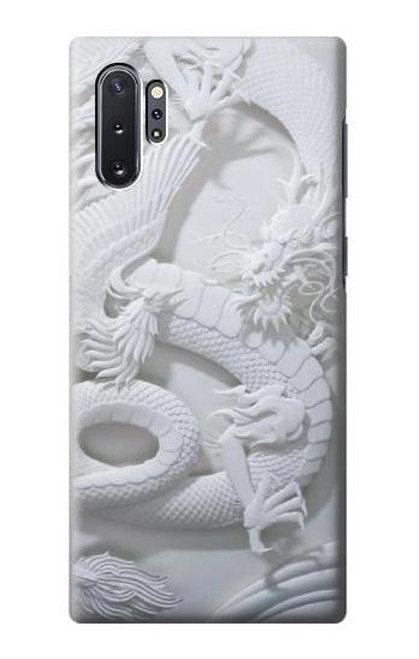 S0386 Dragon Carving Case For Samsung Galaxy Note 10 Plus