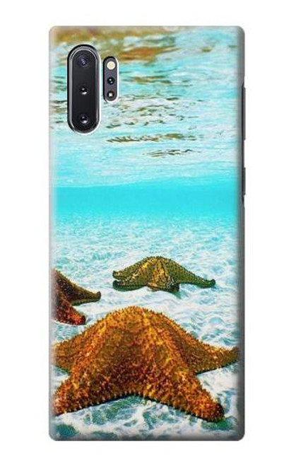 S1679 Starfish Sea Beach Case For Samsung Galaxy Note 10 Plus