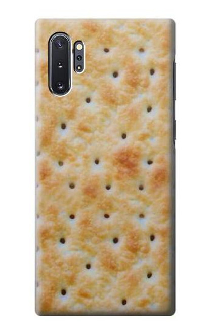 S2987 Cream Cracker Biscuits Case For Samsung Galaxy Note 10 Plus
