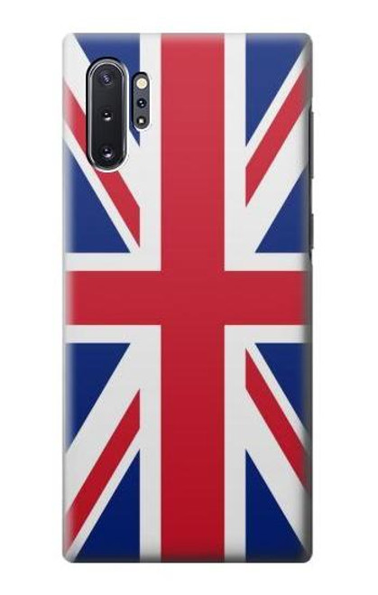 S3103 Flag of The United Kingdom Case For Samsung Galaxy Note 10 Plus