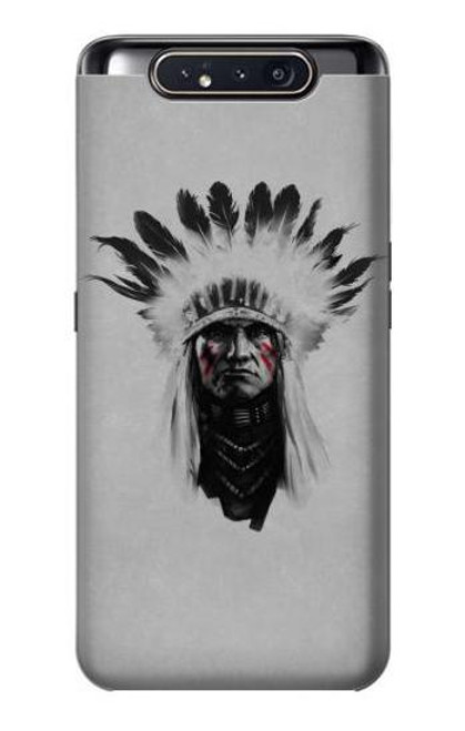 S0451 Indian Chief Case For Samsung Galaxy A80