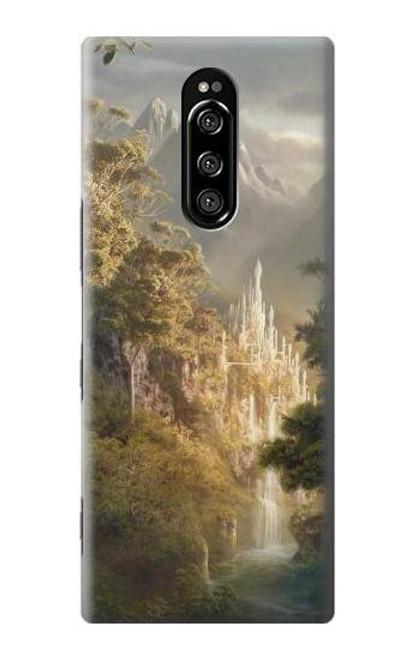 S0408 Fantasy Art Case For Sony Xperia 1