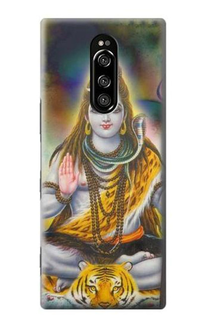 S2287 Lord Shiva Hindu God Case For Sony Xperia 1