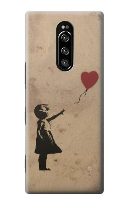 S3170 Girl Heart Out of Reach Case For Sony Xperia 1