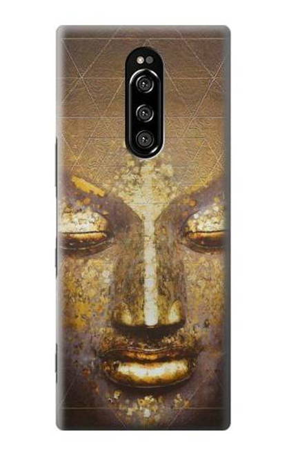 S3189 Magical Yantra Buddha Face Case For Sony Xperia 1