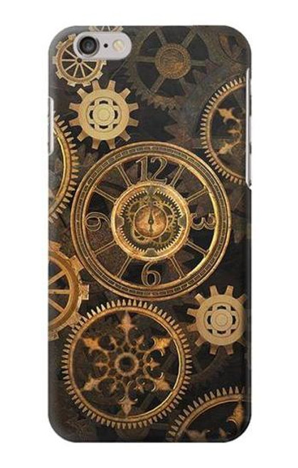 S3442 Clock Gear Case For iPhone 6 Plus, iPhone 6s Plus