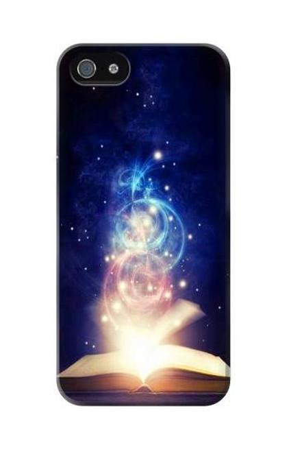 S3554 Magic Spell Book Case For iPhone 5C