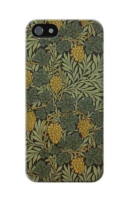 S3662 William Morris Vine Pattern Case For iPhone 5C