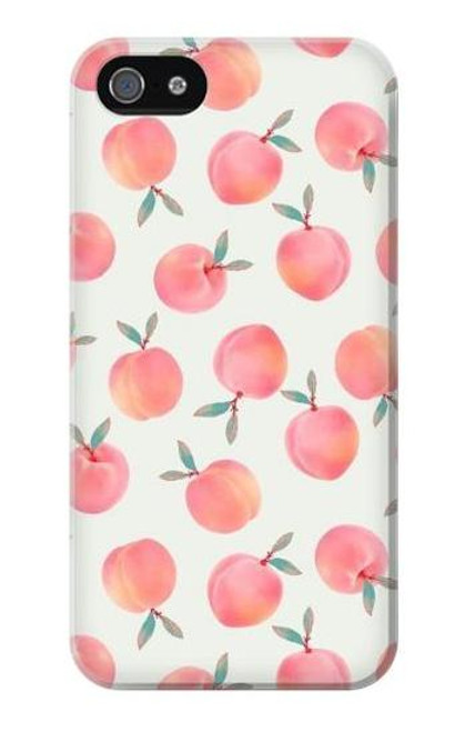 S3503 Peach Case For iPhone 4 4S