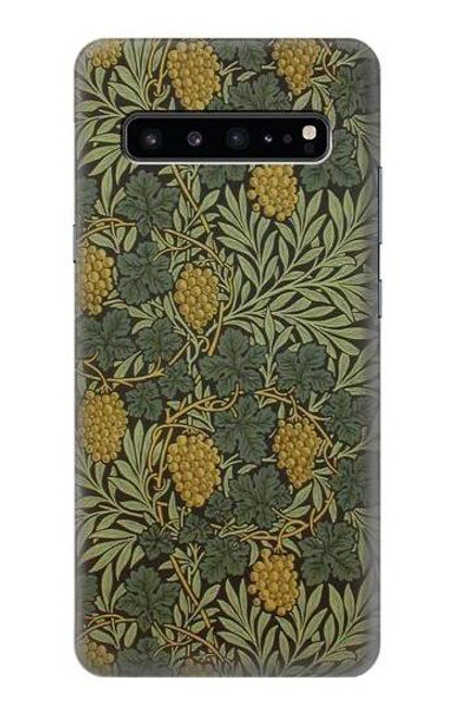 S3662 William Morris Vine Pattern Case For Samsung Galaxy S10 5G